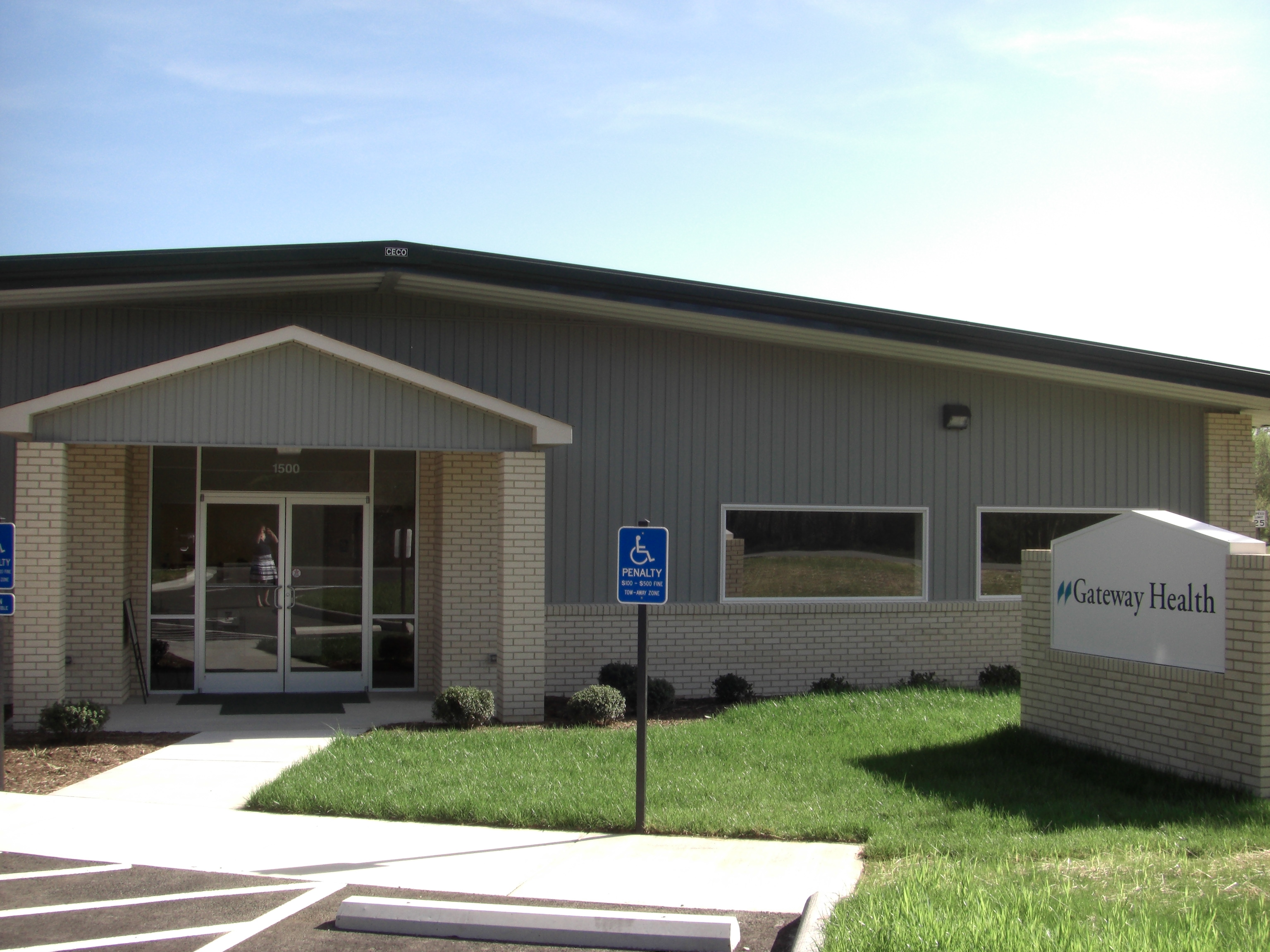 New Gateway Health Offices